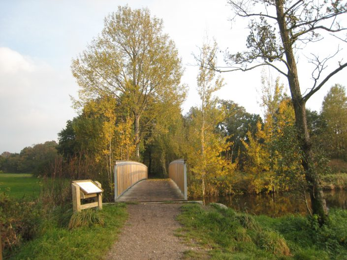 Fischerbrücke Eulenwanderweg
